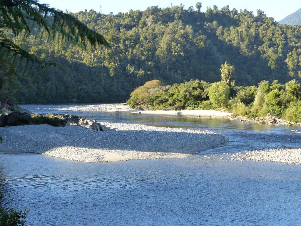 Mokihinui river