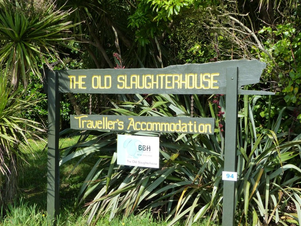 The Old Slaughterhouse